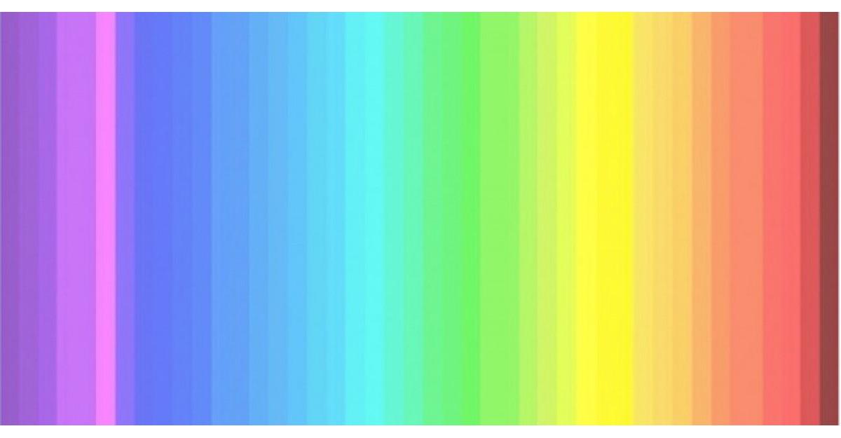 Doar 1 din 4 persoane pot vedea toate culorile din aceasta imagine. Tu cate vezi?