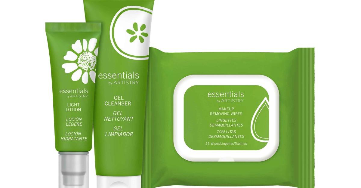 Amway prezinta noua gama Great Skin Essentials by Artistry, pentru un ten perfect in doar 3 Minute