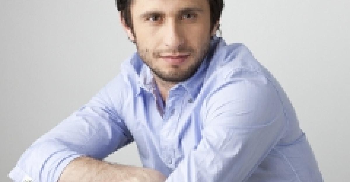 Dragos Bucur - ambasador local pentru L'Oreal Paris Men Expert