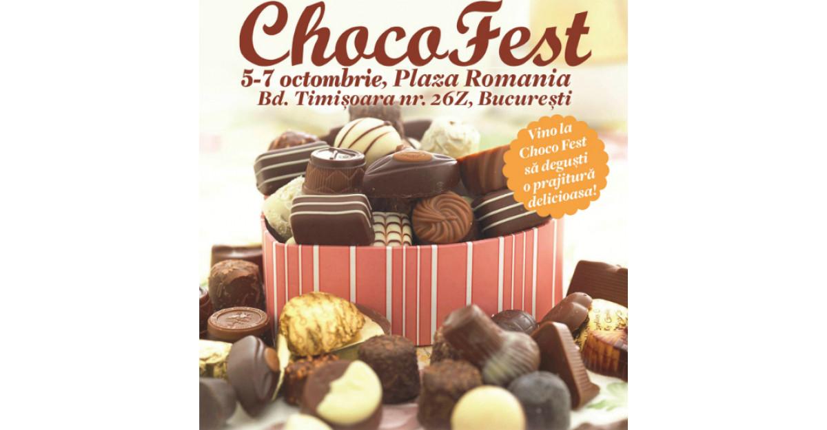 Te invitam in lumea Choco Fest