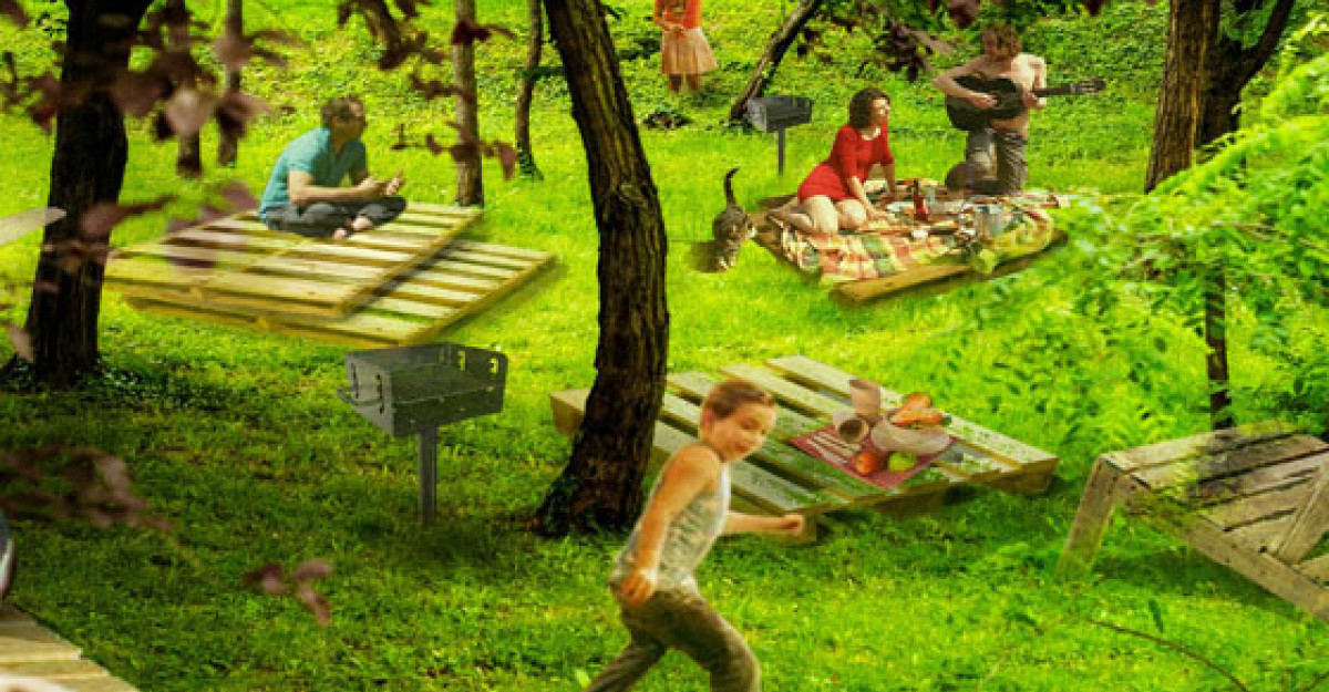 Eco-Picnic: un model inedit de amenajare a zonelor de picnic