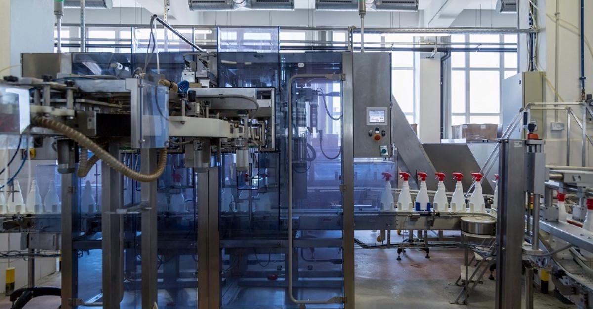 Farmec a demarat producția de biocide