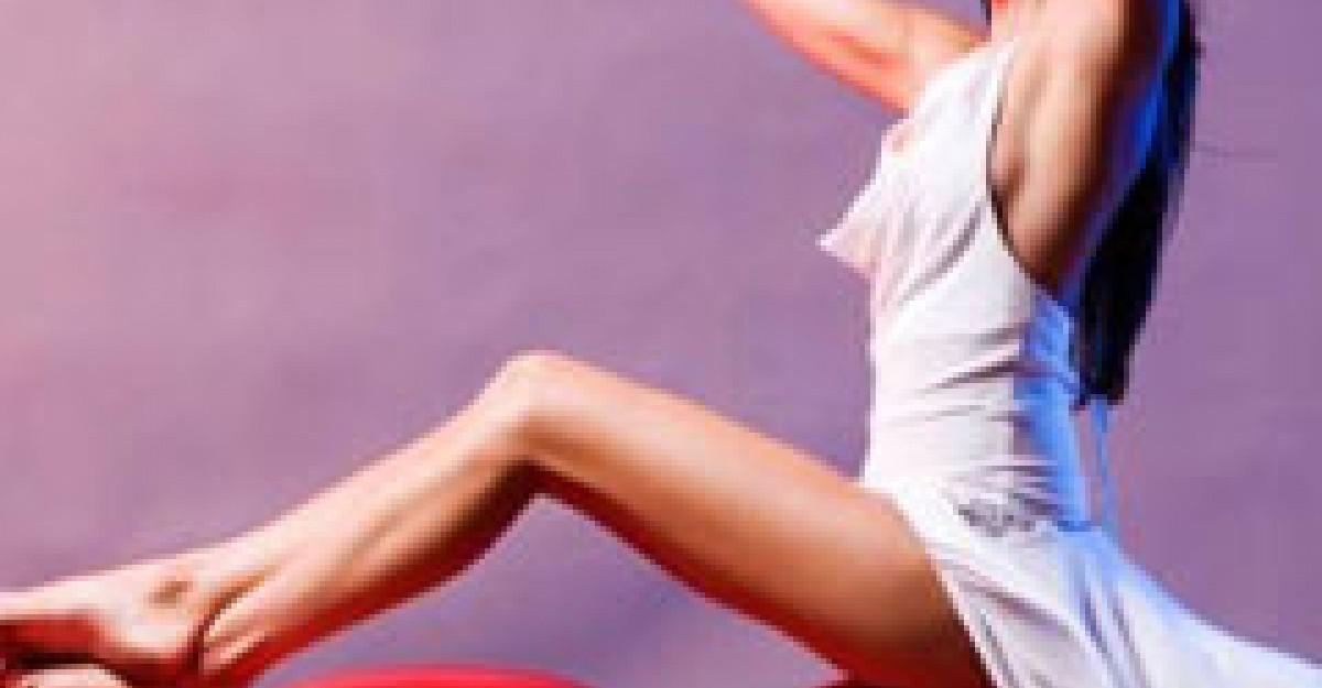 6 exercitii simple pentru un fundulet obraznic