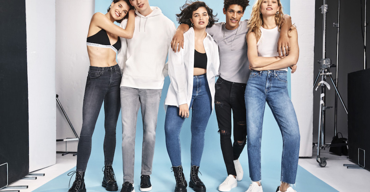 TopShop TopMan lansează noua colecție DENIM - The Fabric of You