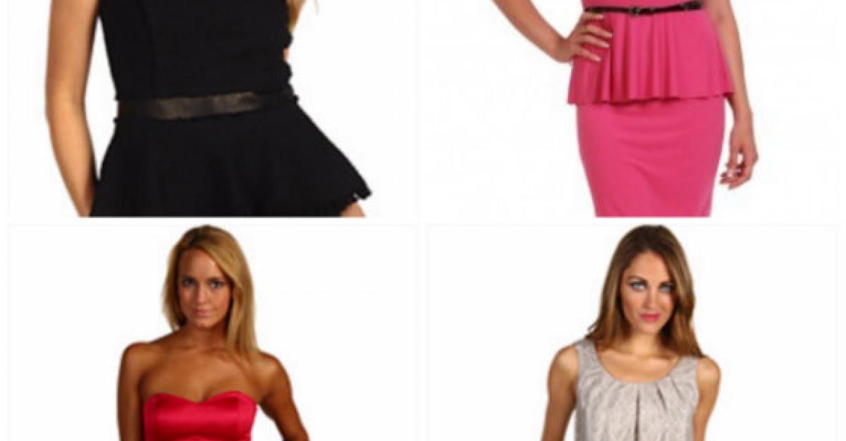 15 piese vestimentare peplum