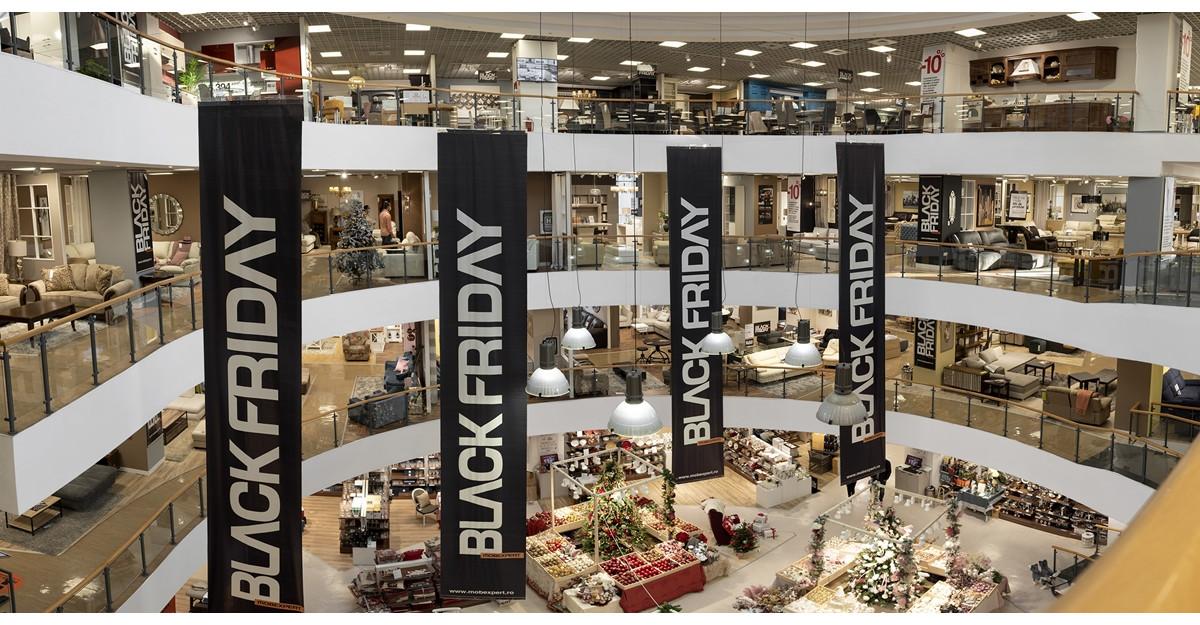 Mobexpert Black Friday 2020: vânzări online cu 75% mai mari.