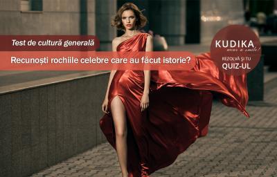 Test de cultură generala: Recunosti rochiile celebre care au facut istorie?