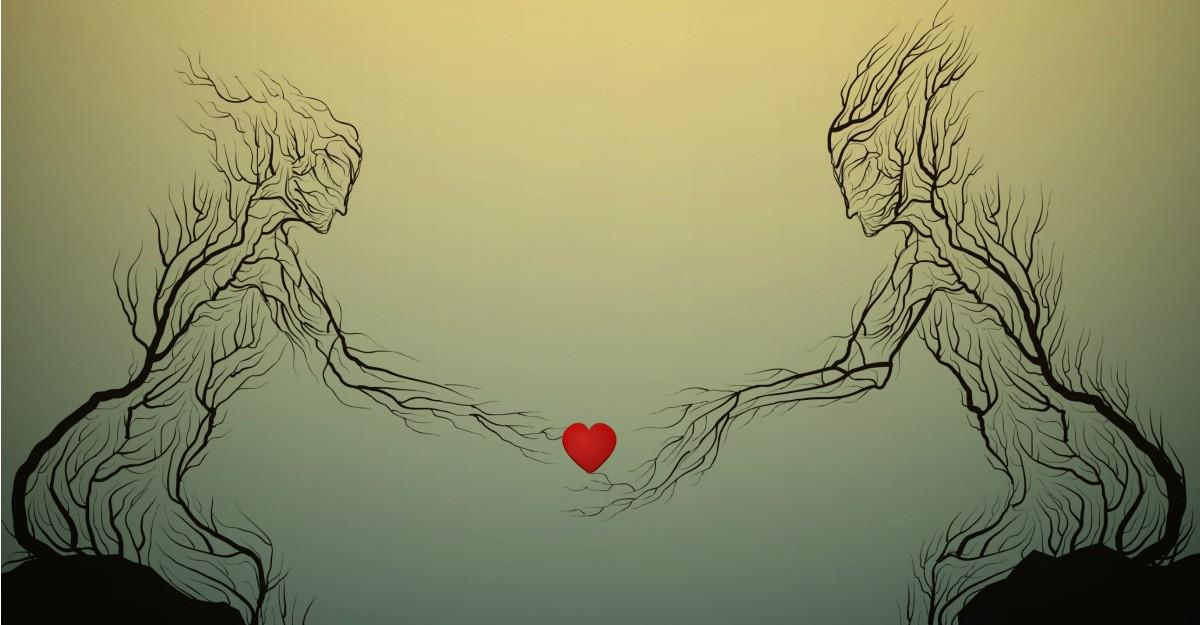 Singura modalitate de a atrage dragostea in viata ta (in loc de durere si suferinta)
