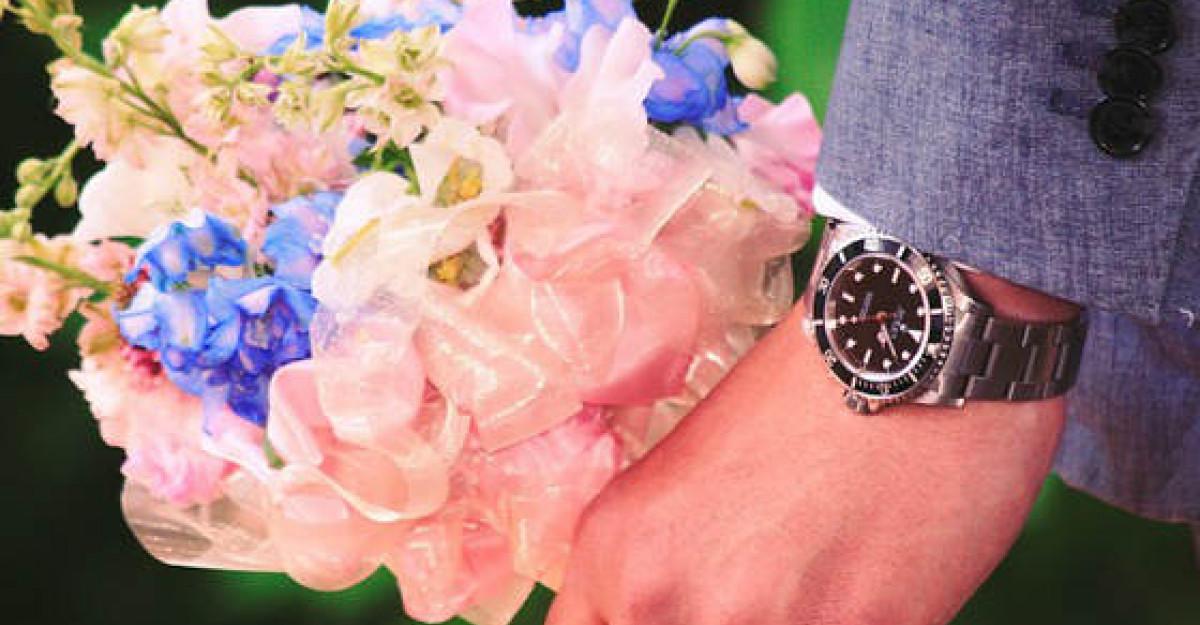 Timpul se masoara in bucuriile pe care le faci. Mesajul ascuns din spatele unui buchet de flori
