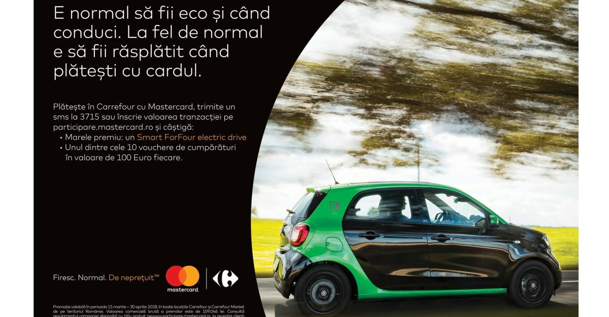 Mastercard lansează o nouă campanie sub umbrela Când extraordinar este pur și simplu Normal: Priceless