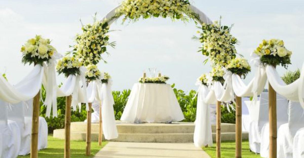 5 recomandari ale organizatorilor de nunti pentru o nunta perfecta