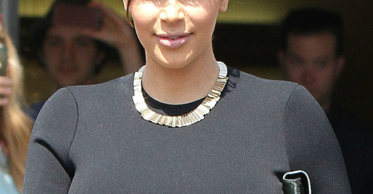 Dezgustator: Kim Kardashian, decizia cu care a socat intreaga lume