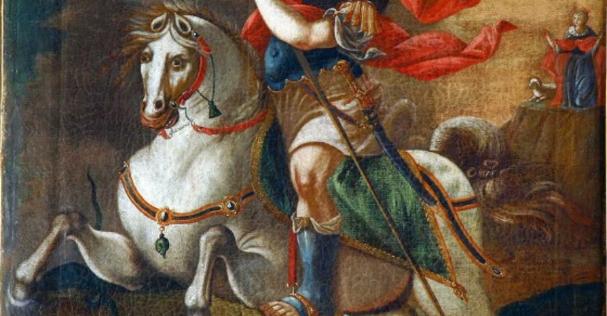 Urari si traditii de Sfantul Gheorghe