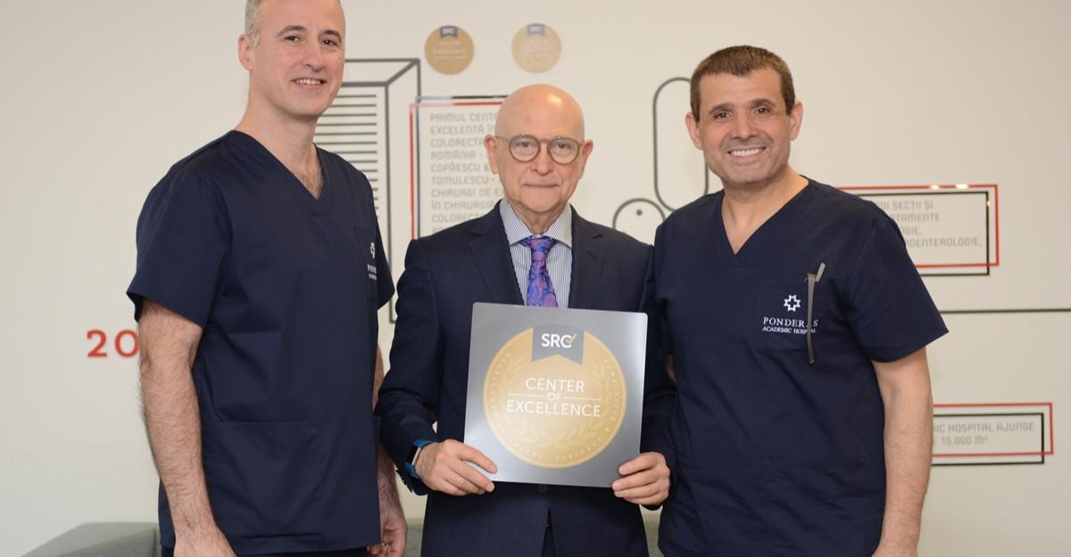 Vlad Predescu devine primul medic ortoped din România care primește acreditarea de Chirurg de Excelență