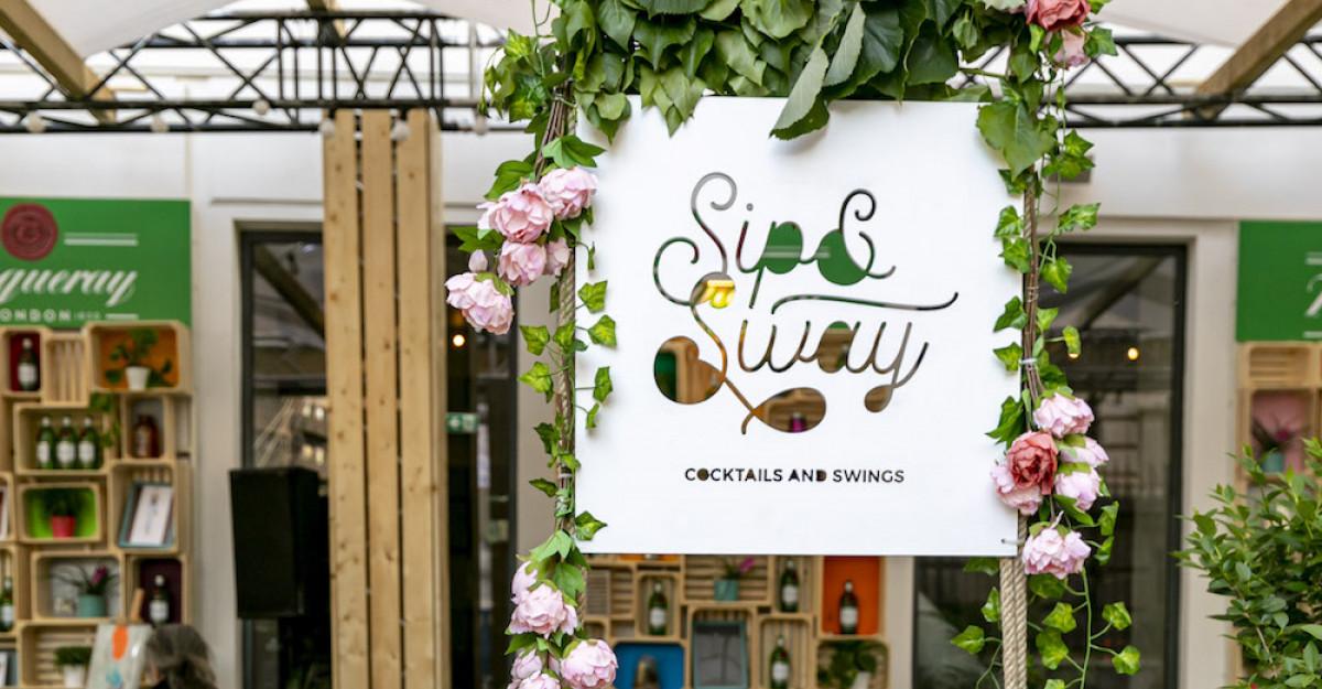 Sip & Sway by Beef Room -noua destinație de relaxare pentru cele mai coolGin Cocktail-uri din oraș