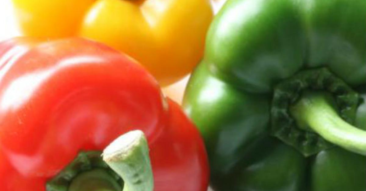 Ardeiul gras: 9 motive puternice pentru a-l consuma!
