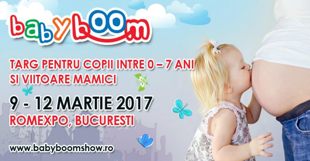 Primul targ, pentru copii si viitoare mamici, are loc la inceput de martie la ROMEXPO
