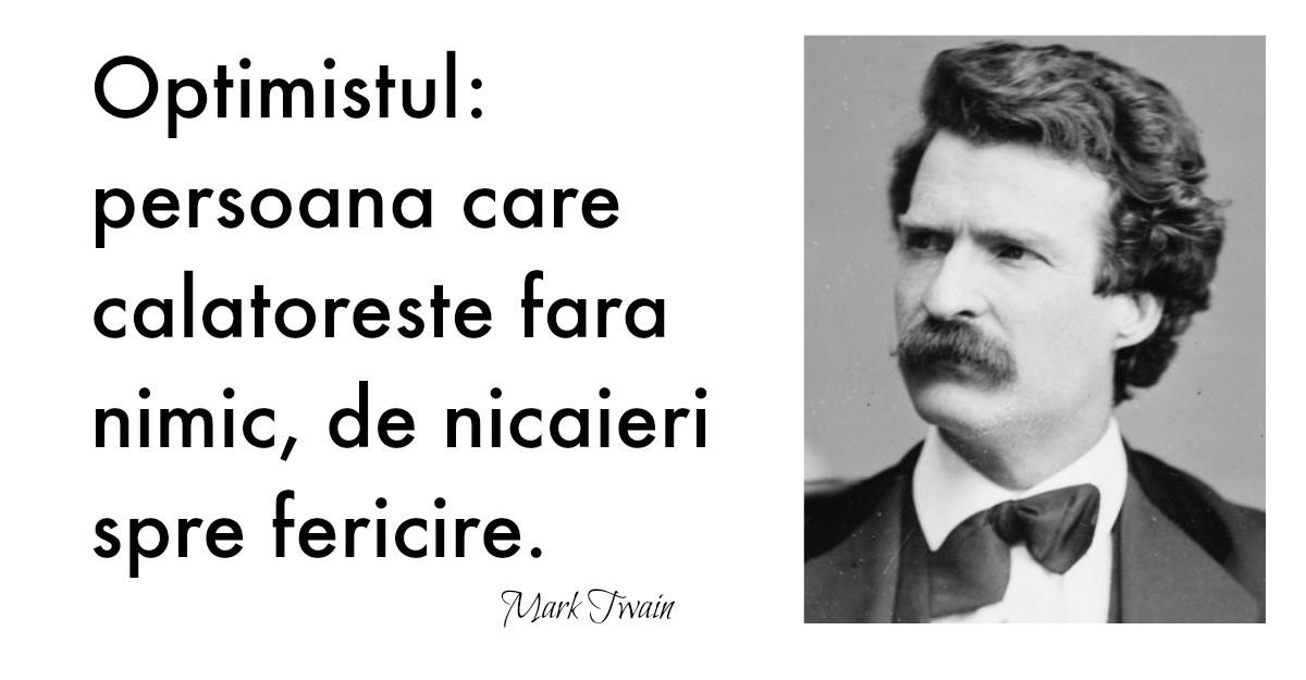 Alfabetul dragostei: Cele mai frumoase citate despre iubire dupa Mark Twain