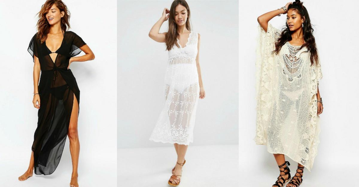 (II) Ce rochii de plaja poti comanda online!