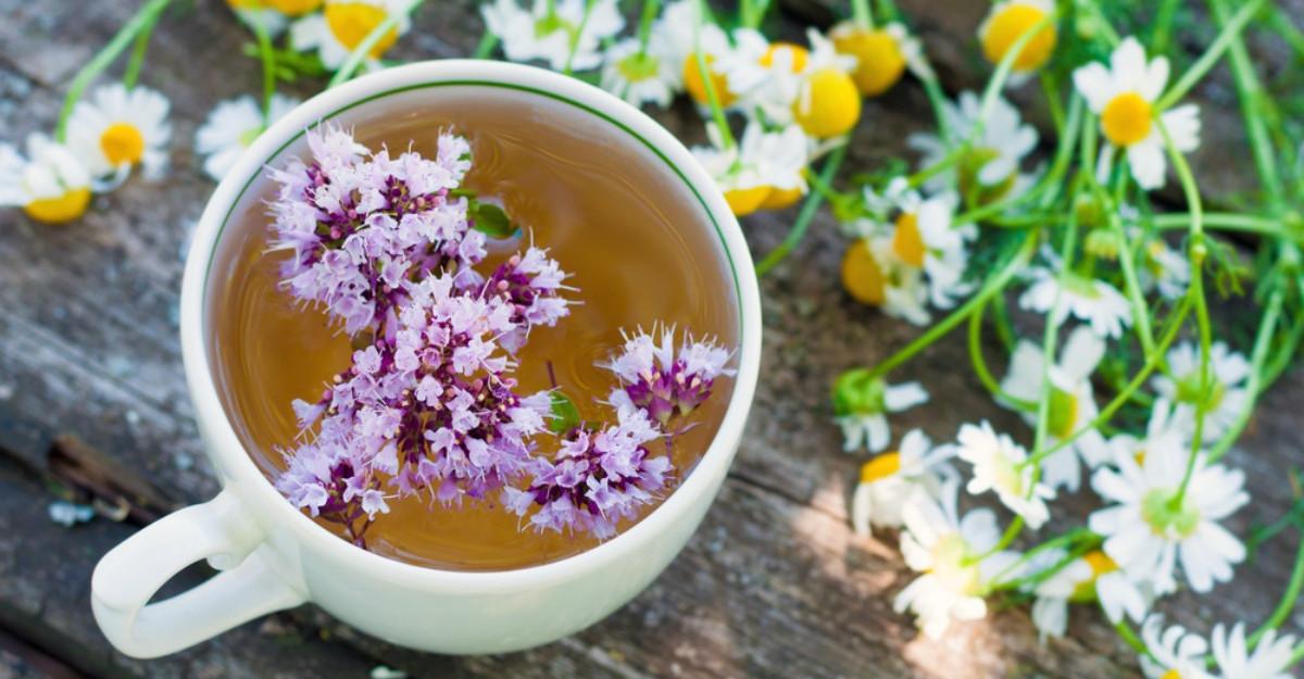 Ceaiul de maghiran: Beneficii pentru sanatate