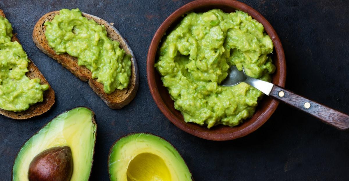 Stiai de dieta cu avocado?