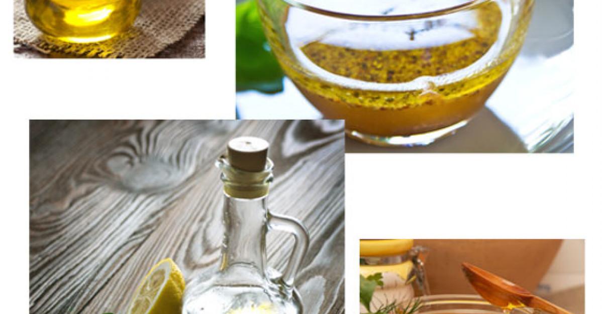 Masca de par cu ulei de ricin ou si ulei de masline
