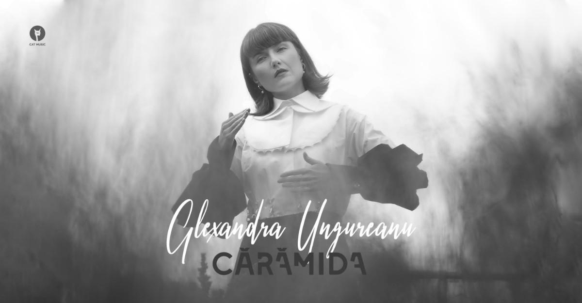 Alexandra Ungureanu lansează Cărămida
