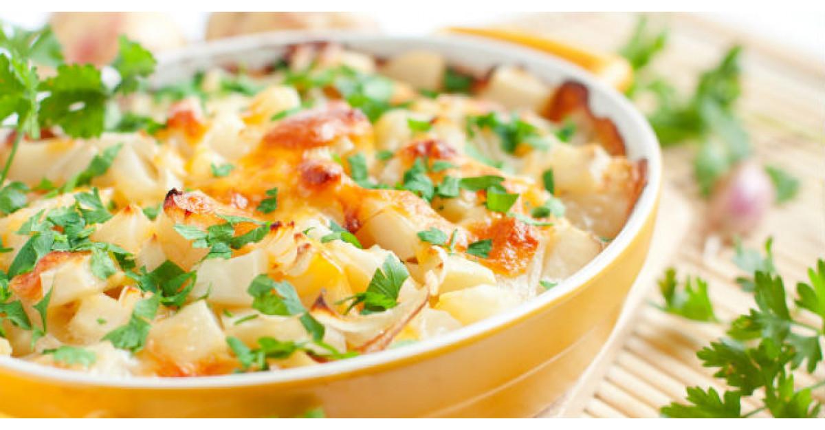 Iubesti cartofii copti? Atunci aceasta reteta este perfecta pentru tine