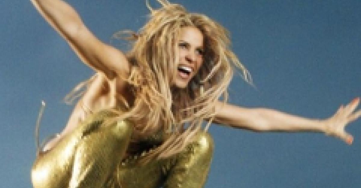 Shakira ne prezinta soarele ei