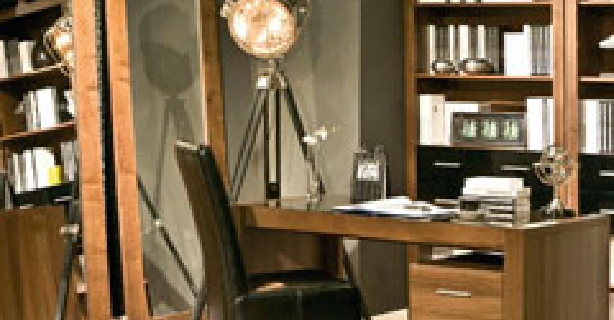 Amenajarea biroului de acasa: 22 de piese de mobilier