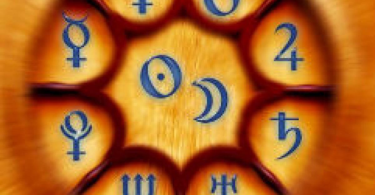 Astrologie: Zodii bune, zodii rele. Tu de care esti?
