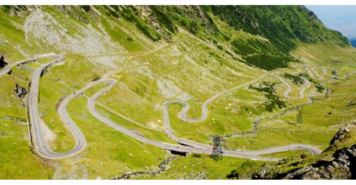 Transfagarasanul, printre cele mai frumoase destinatii pentru vacante la volan din Europa