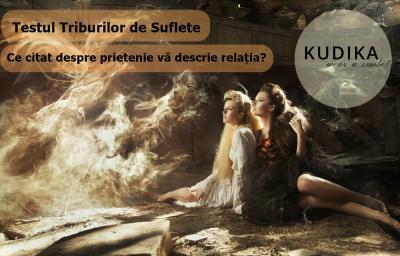 Testul Triburilor de Suflete: Ce citat despre prietenie va descrie relatia?