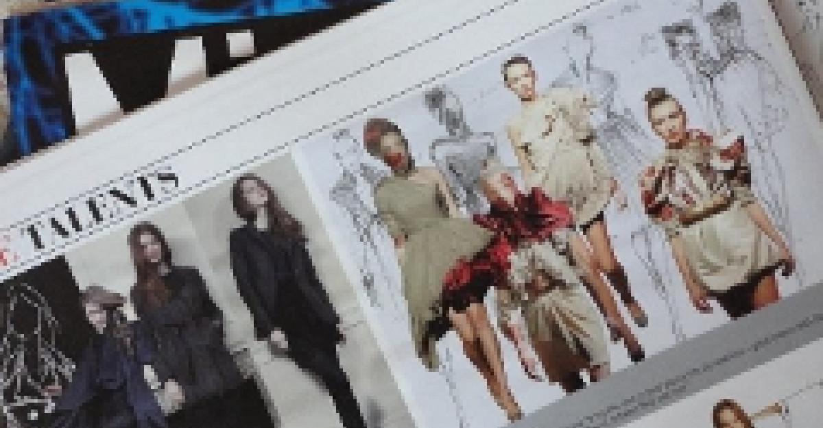 Iris Serban, de la Vogue Best New Talents, la Gala Avanpremiere