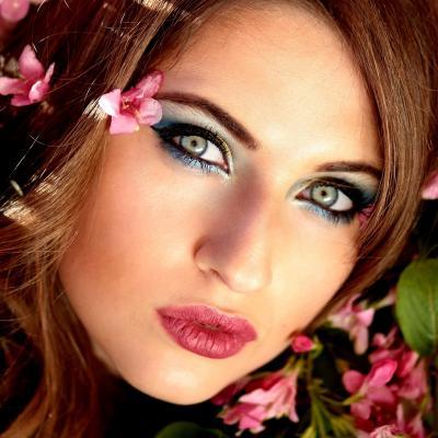 Machiaje Elegante Kudika Poarta Farduri Roz Seara Make Up In
