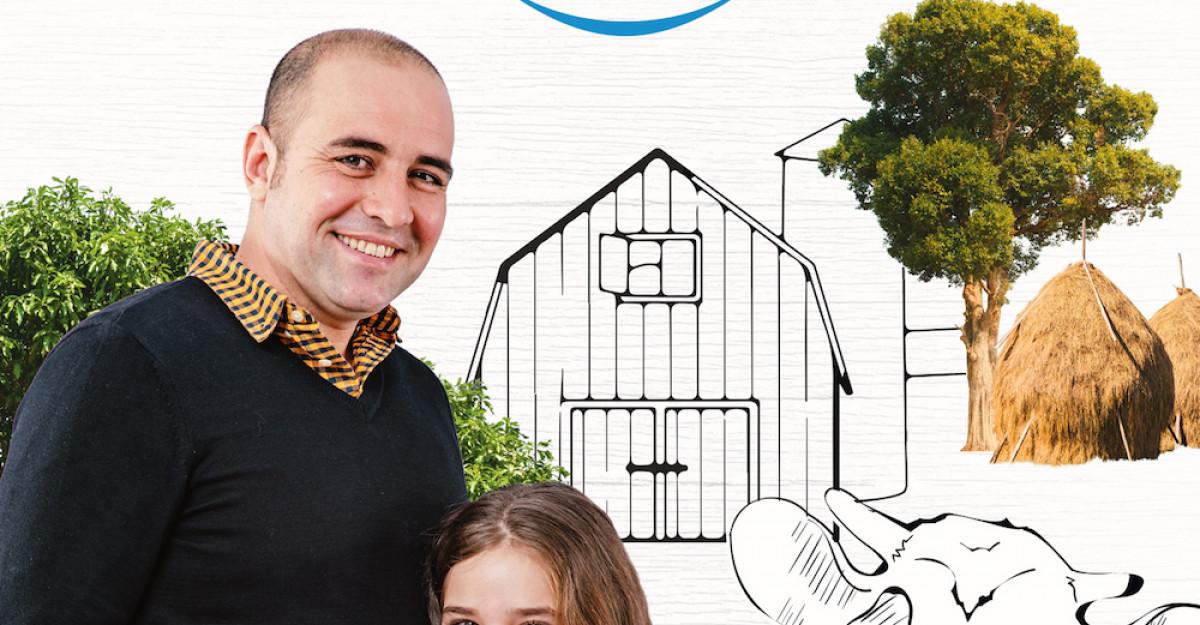 Danone invită consumatorii să vadă de unde vine laptele din iaurturi