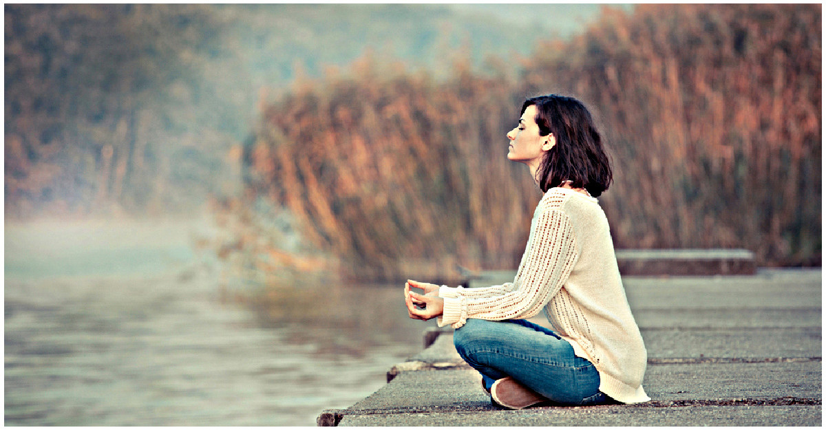 De ce te simti nelinistita in timp ce meditezi: Explicatia unui psiholog