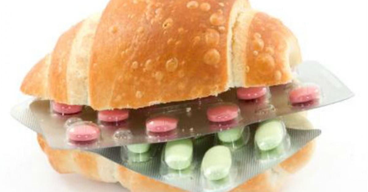Combinatii periculoase intre alimente si medicamente