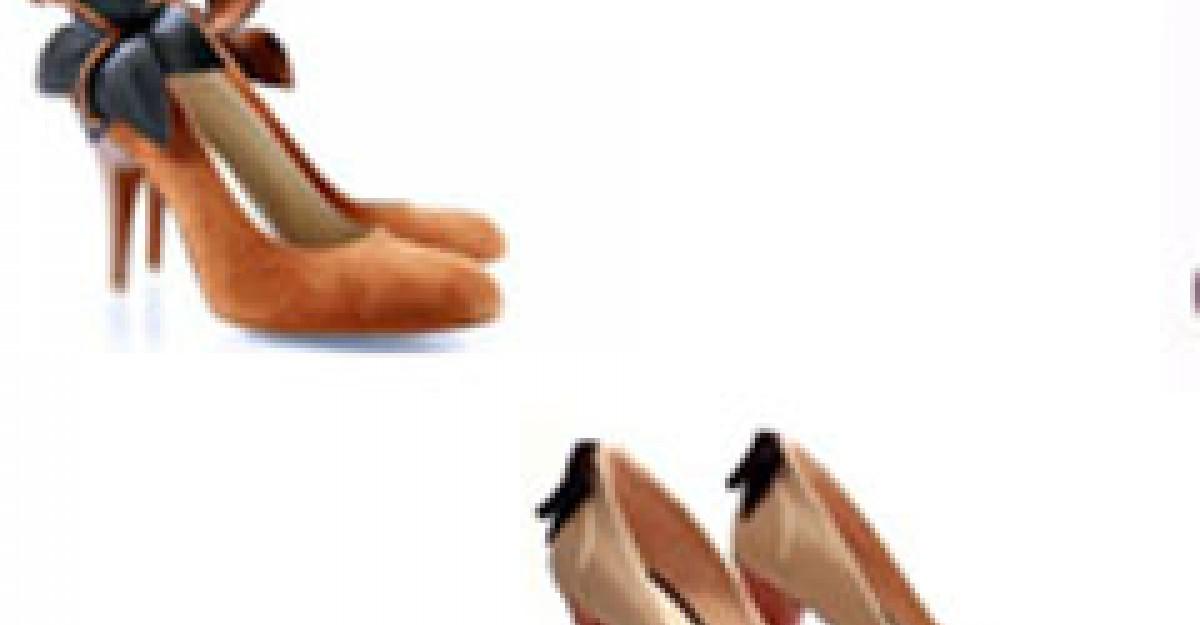 Pantofi de nunta in culorile toamnei
