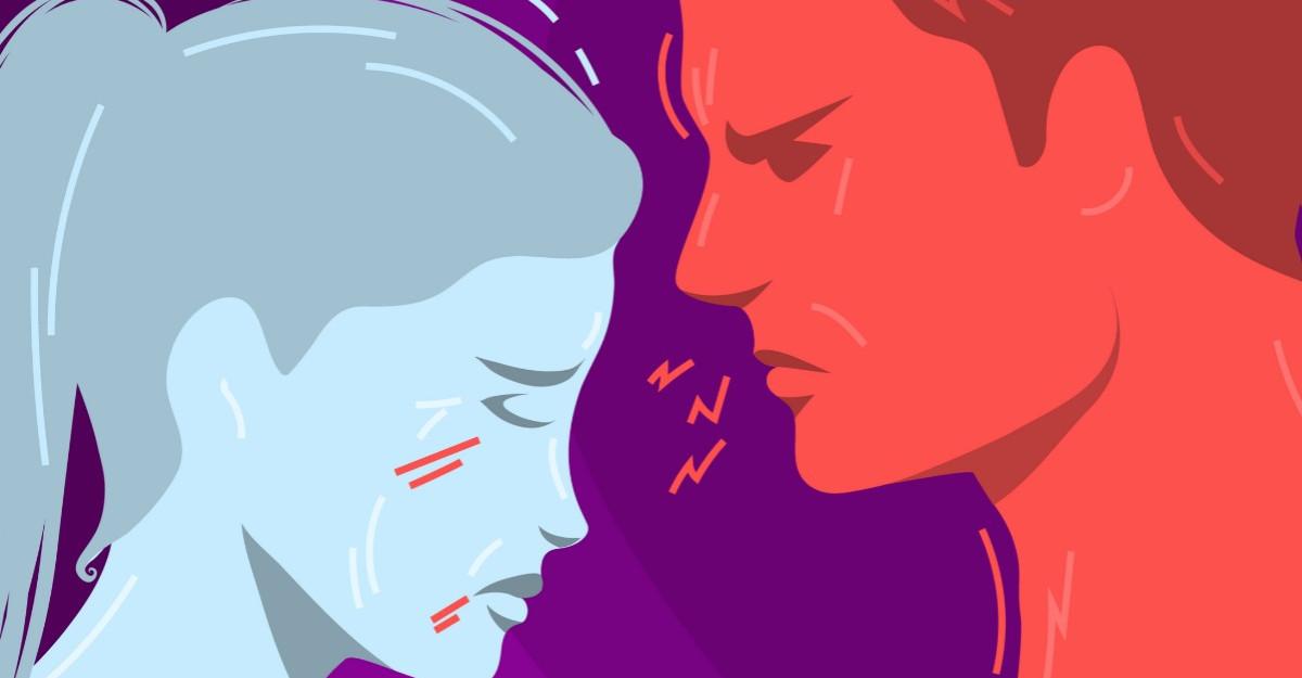5 Semne care îți dezvăluie că partenerul de cuplu te manipulează