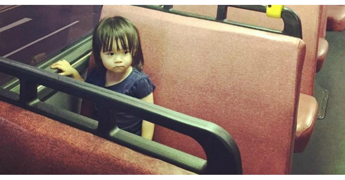 Acest tatic a mers doar cu fiica lui de doi ani in vacanta. Iata ce s-a intamplat
