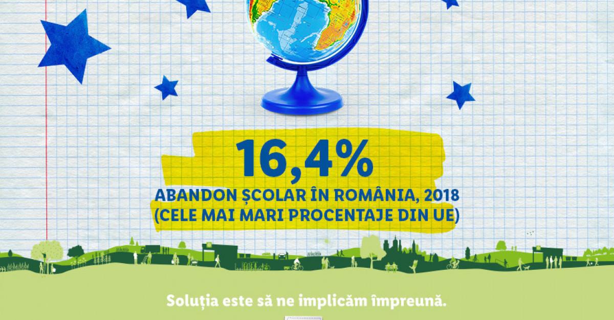 Lidl continua investitiile in educatie si sustine Teach for Romania