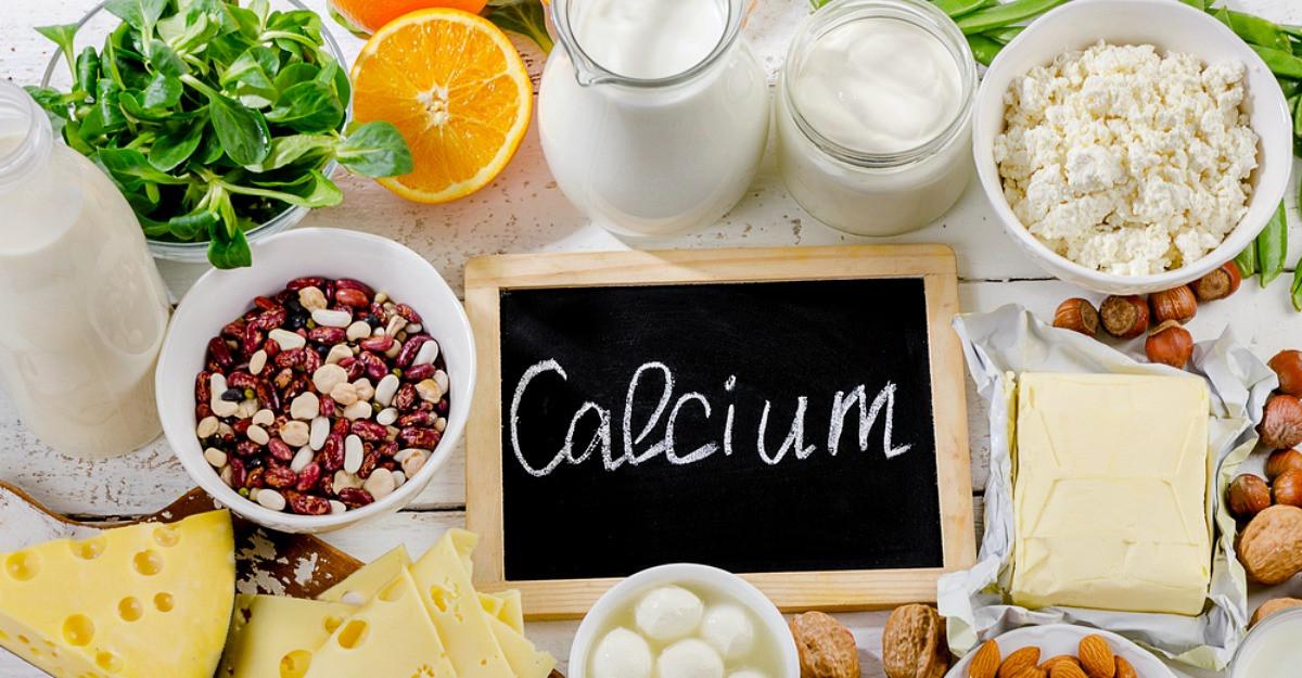 Cele mai bune surse de calciu din alimentatie