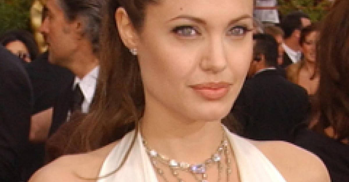 Angelina Jolie despre iubire, casatorie si familie