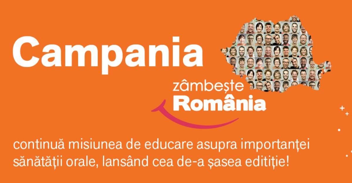 GSK Consumer Healthcare continua demersurile de imbunatatire a sanatatii orale in Romania