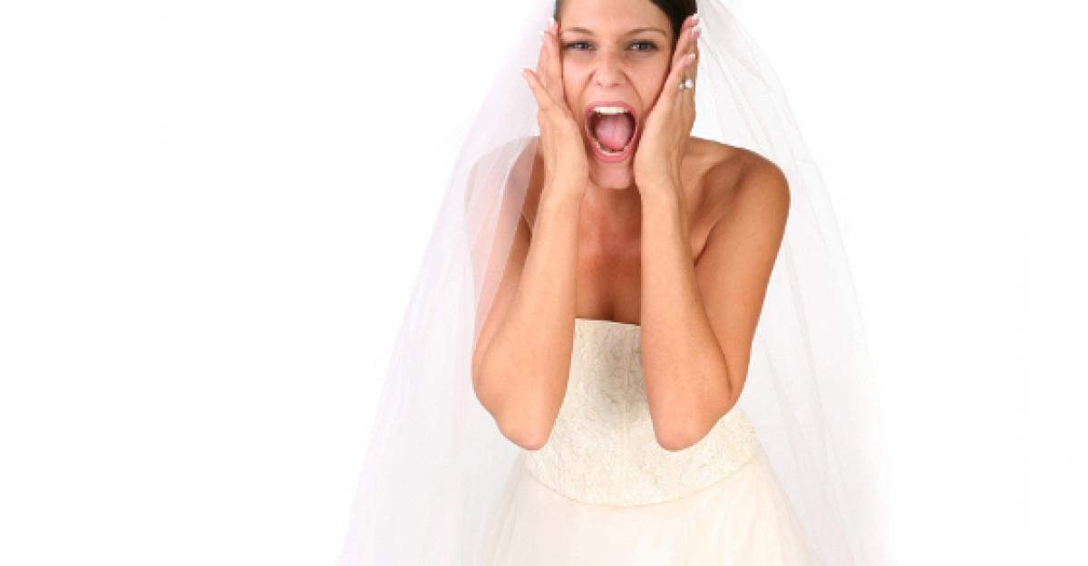 IPOSTAZA socanta in care un mire si-a suprins sotia chiar in ziua nuntii