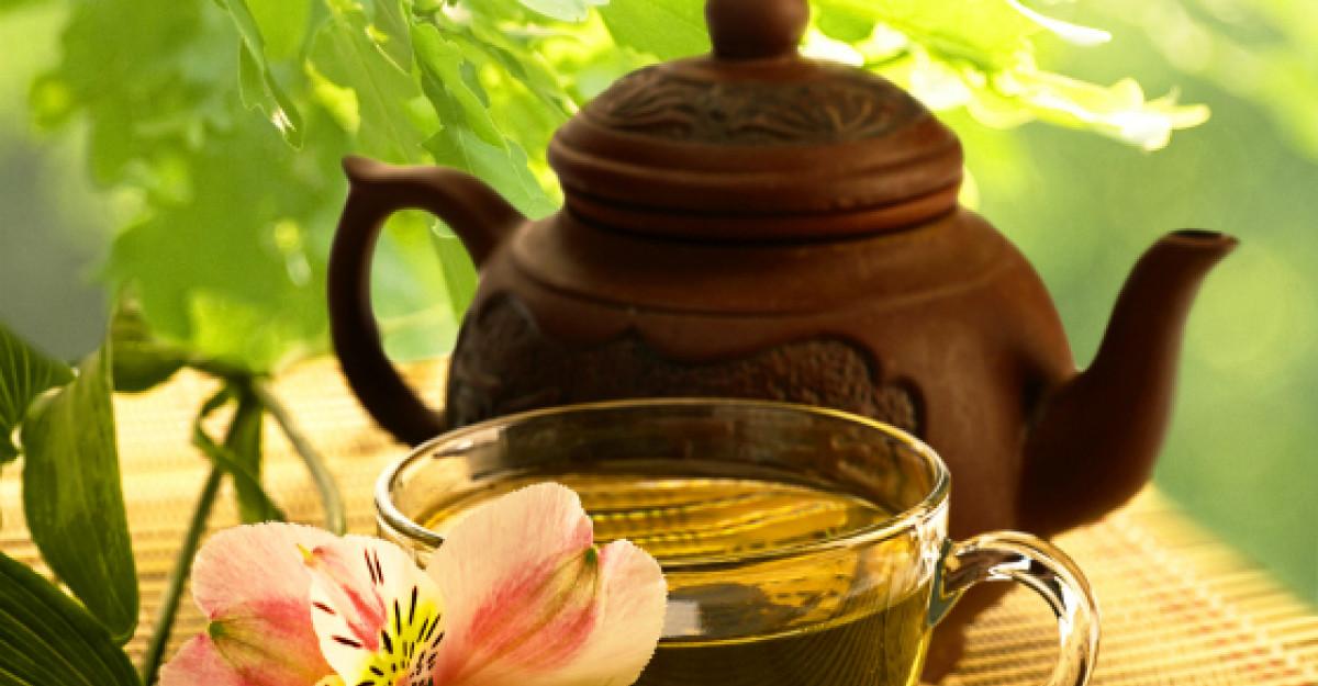 Ceaiul verde: 5 beneficii in frumusete