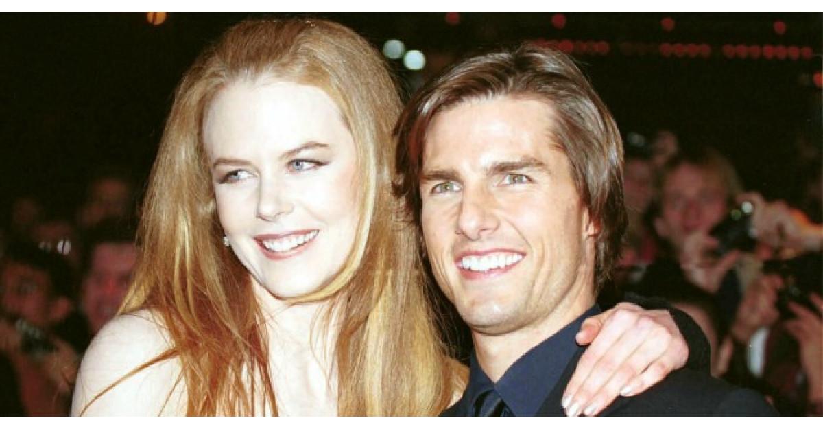 Nicole Kidman si Tom Cruise nu au stiut ca fiica lor s-a casatorit
