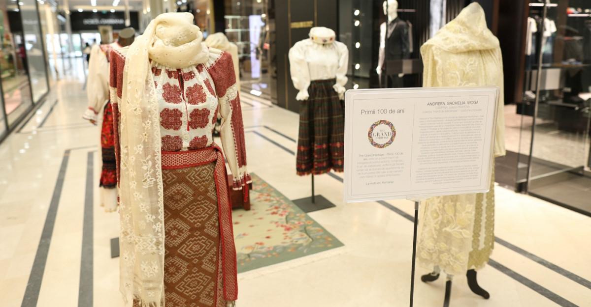 The Grand Heritage - Primii 100 de ani - expoziție aniversară dedicată artei și a tradițiilor populare