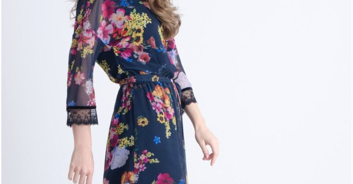 Rochia cu flori - modelele verii care iti pun in valoare feminitatea